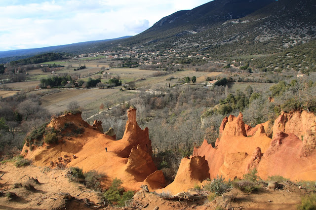 Chiminées des Fées nel Colorado Provencal
