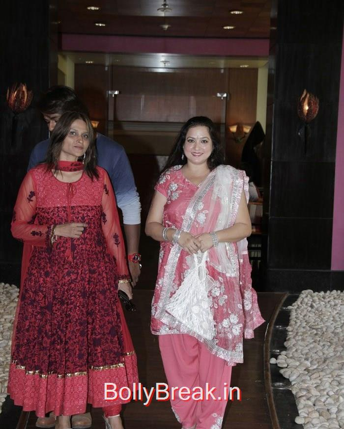 Surbhi Tiwari, Acid Attack Survivor Sonali Mukherjee's Wedding Reception Photo Gallery