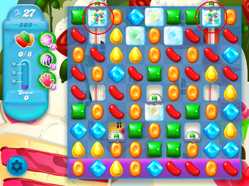 Candy Crush Soda Saga 808