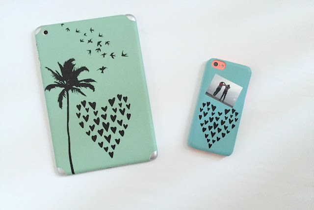 case app ipad skin and phone case