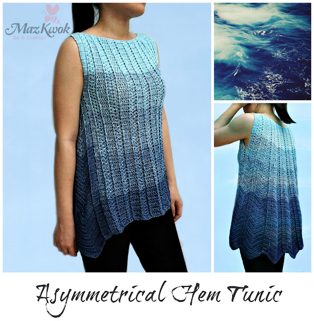 asymmetric hemline top
