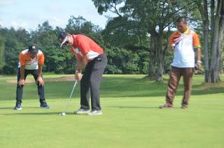 Turnamin Golf PALI Cup II Sukses Digelar