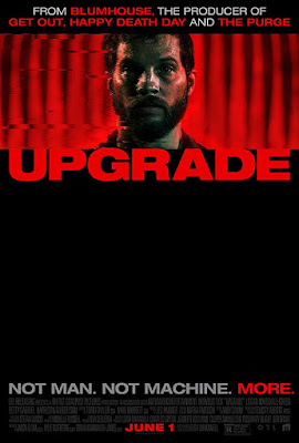 Sinopsis Film Upgrade (2018)