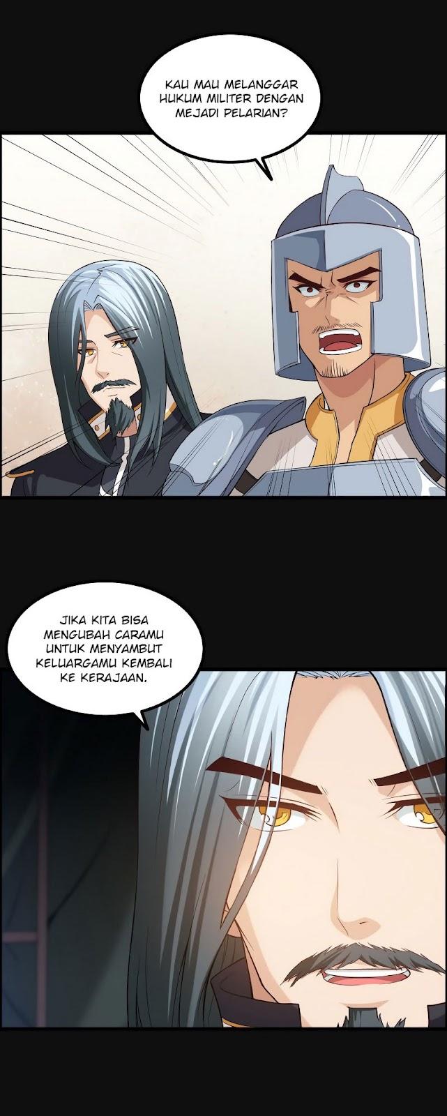 Komik My Wife is a Demon Queen Chapter 49 Gambar 5