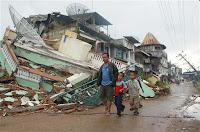 Pengertian bencana alam dan contohnya