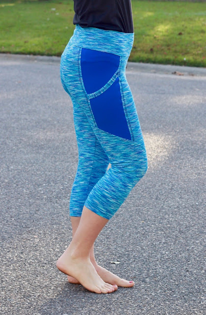 leggings sewing pattern with pocket
