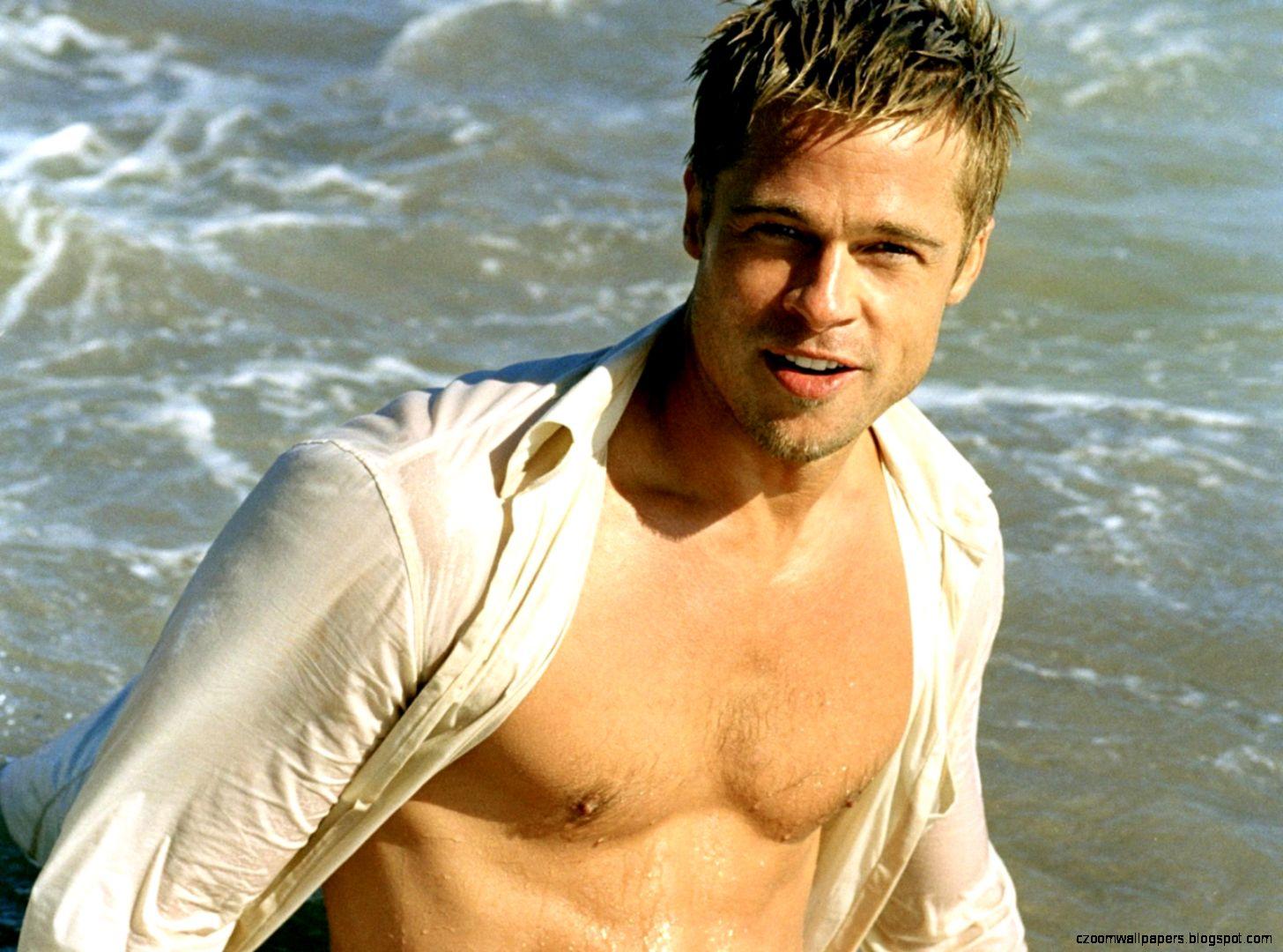 Brad Pitt Wallpaper Zoom Wallpapers