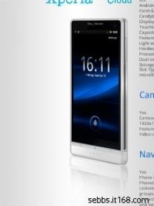 Sony Ericsson LT26 (Nozomi)
