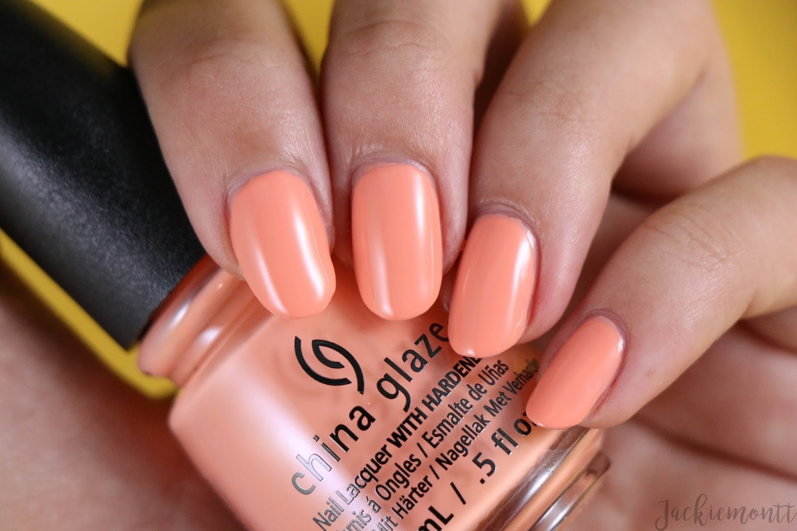 China Glaze Chic Physique Collection Swatches and Review - JACKIEMONTT