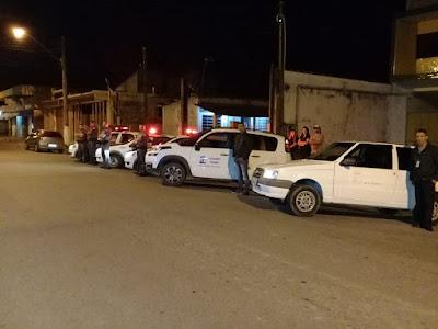 OPERAÇÃO FORÇA TAREFA EM SETE BARRAS