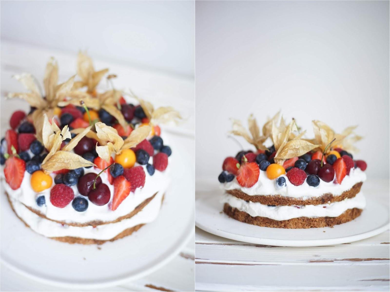 dort k prvním narozeninám S vášní pro jídlo: Dort k prvním narozeninám dort k prvním narozeninám