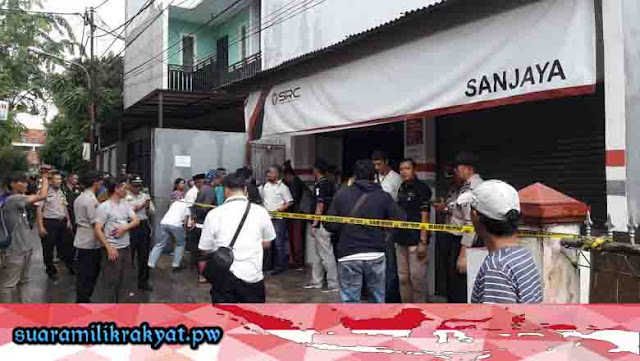 Pelaku Pembantai satu Keluarga Ditangkap Di Kaki Gunung Guntur