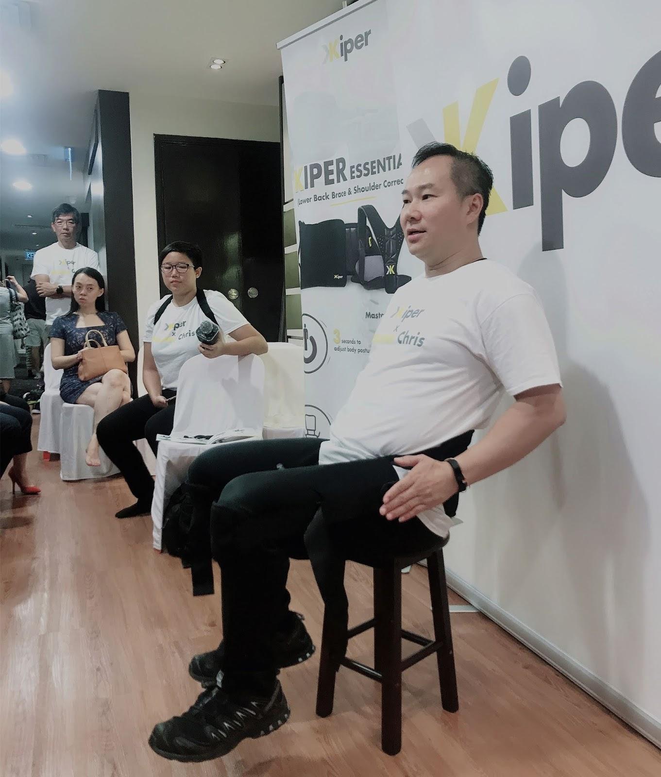保健】Kiper X Chris Leong 你的背部、腰骨、肩膀疼救星– Kiper