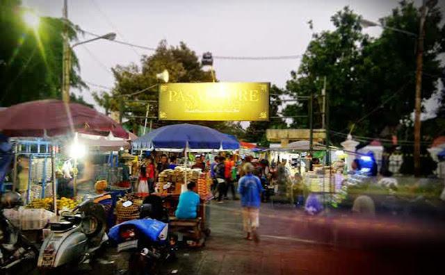 Pasar Sore Yogyakarta