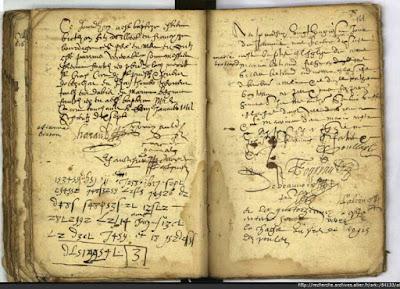 Acte codé Archives départementales de l'Allier (Gannat)