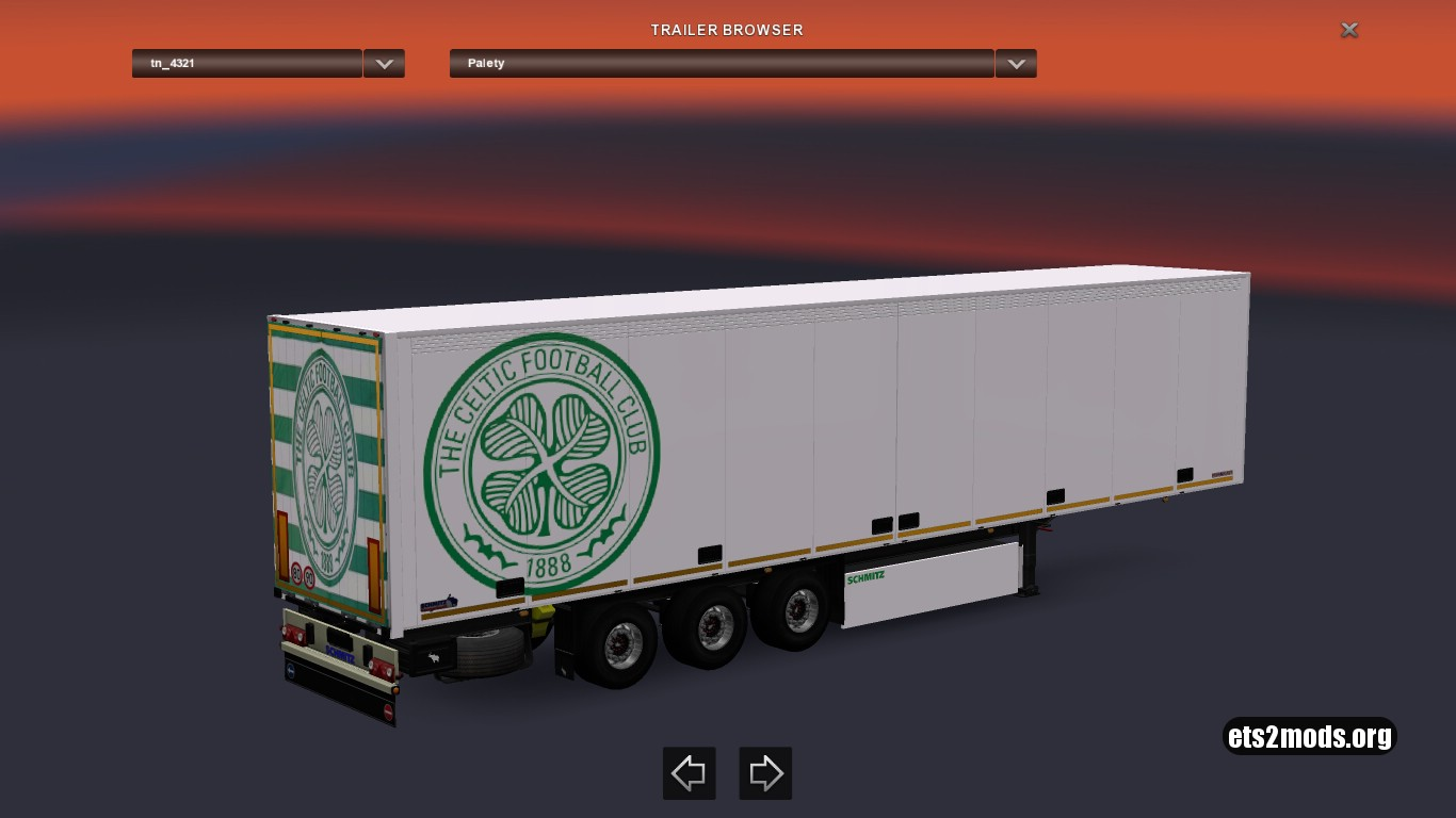 Standalone Celtic FC Trailer