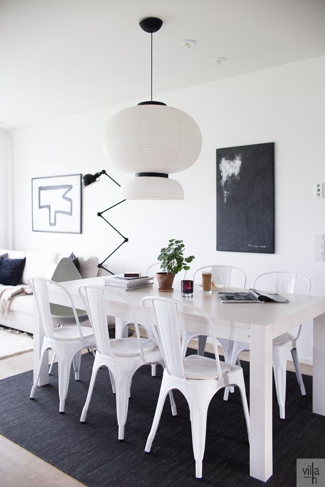 interior, ruokailutila, sisustus