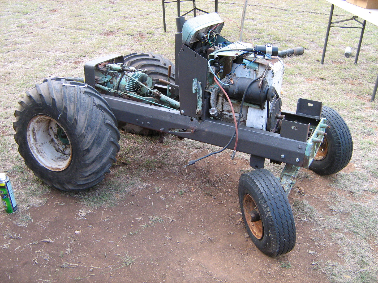 Lawn Tractor Frames : Tractor photo frame design reviews