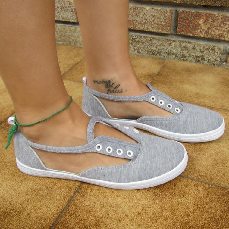 Your Cut SneakersMy Diy White Idea zLMqVpGSU