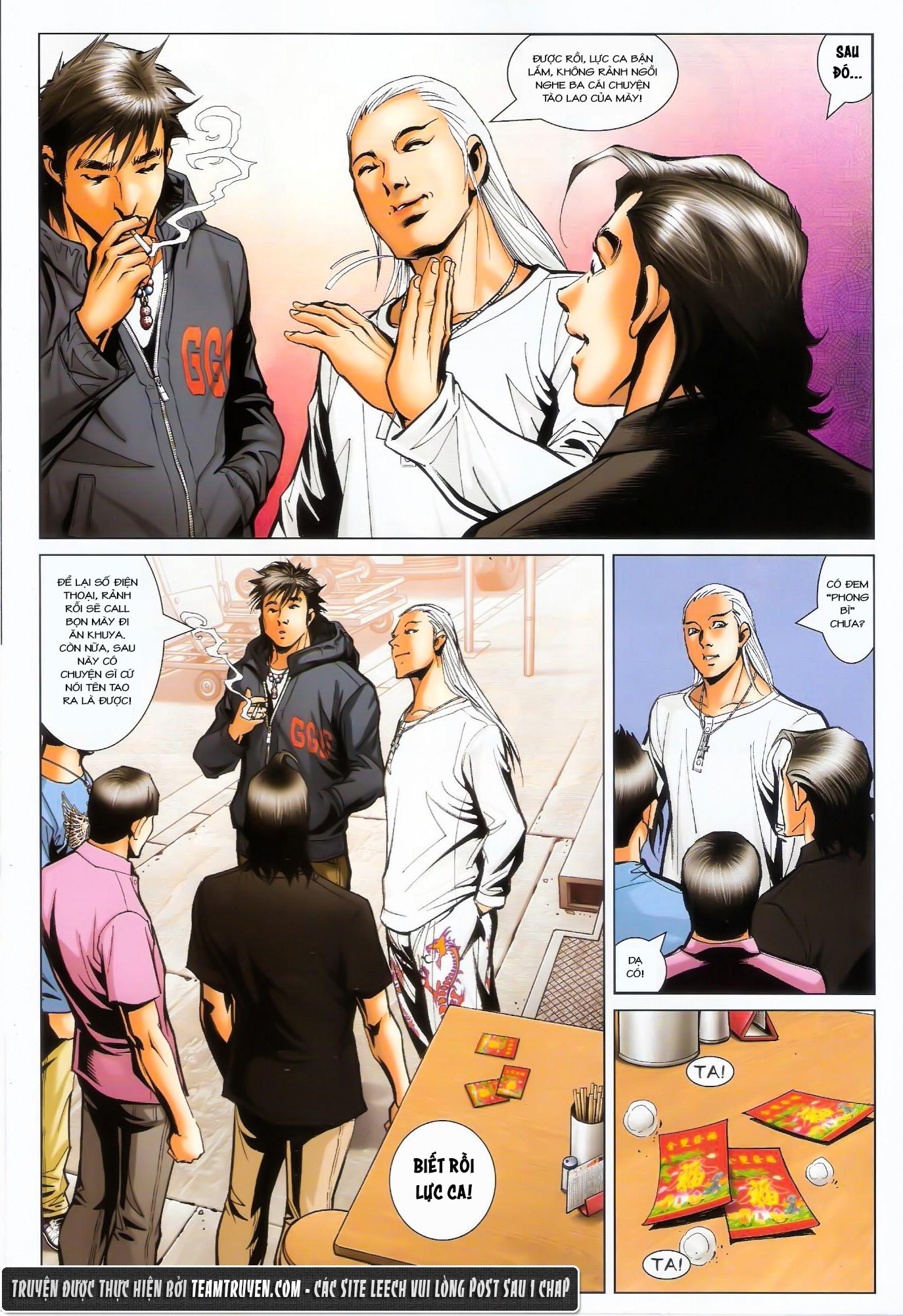 Người Trong Giang Hồ NetTruyen chap 1487 - Trang 18