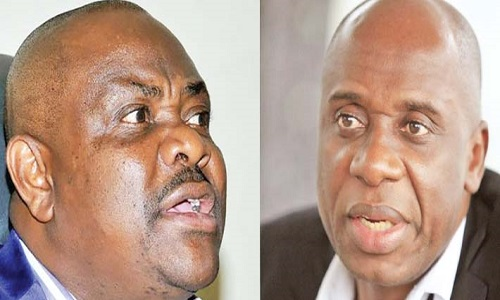 Governor Wike lack the capacity to oversee Rivers state - Amaechi