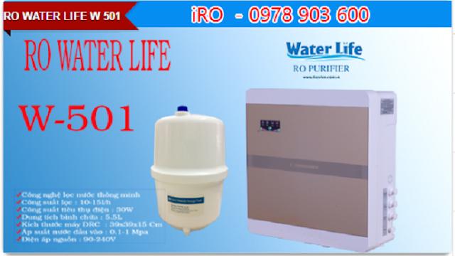 máy lọc nước thông minh thế hệ mới