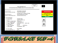 Download APLIKASI FORMAT KP-4
