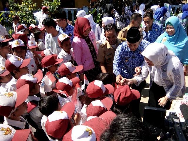 Iskandar SE : Hardiknas Momentum Peningkatan Mutu Pendidikan
