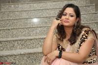 Shilpa Chakravarthy in Lovely Designer Pink Saree with Cat Print Pallu 041.JPG