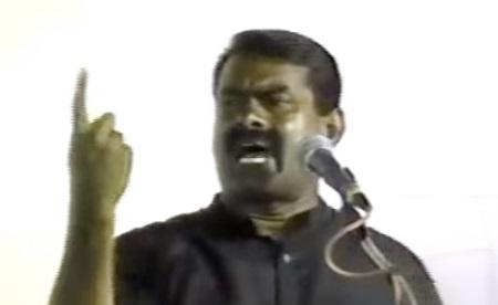 Seeman Speech 18-04-2016 Kadaloor