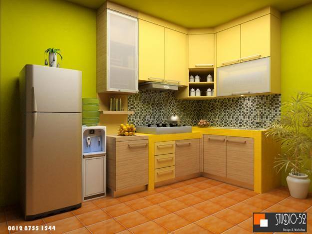 50 Gambar Kitchen Set Minimalis Terbaru 2016 Erdi Blog S