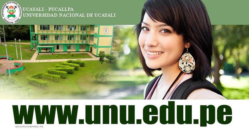 Resultados UNU 2019 (17 Marzo) Simulacro de Examen de Admisión - Lista de Aprobados - Universidad Nacional de Ucayali - www.unu.edu.pe