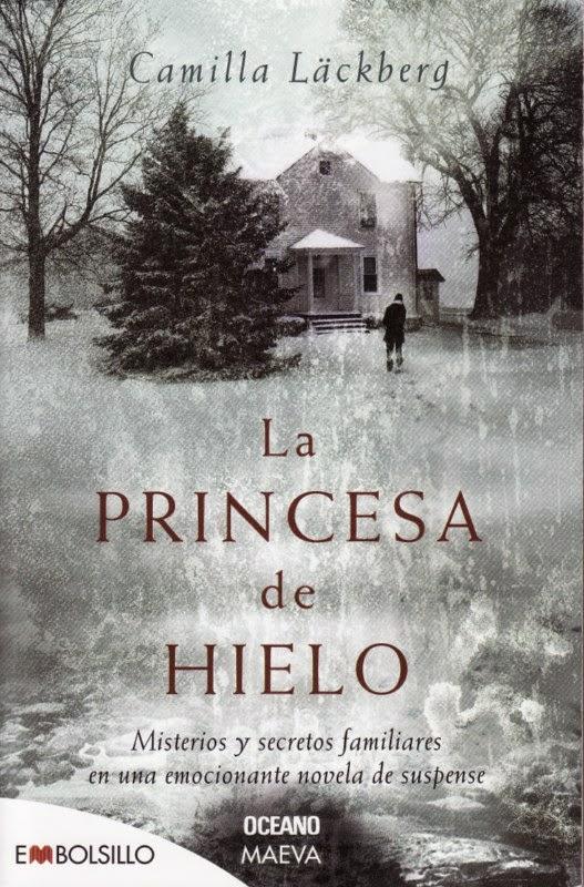 Reseña: La princesa de hielo, de Camilla Läckberg