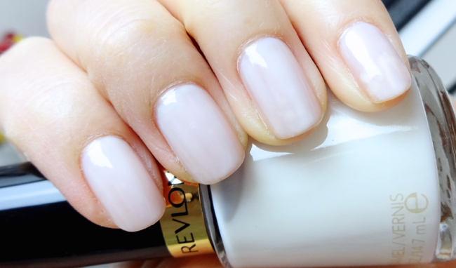 Revlon Sheer Sweetie NOTD