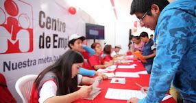 Más de 2000 puestos de trabajo formal ofrece el MTPE durante Semana del Empleo en Piura - www.trabajo.gob.pe