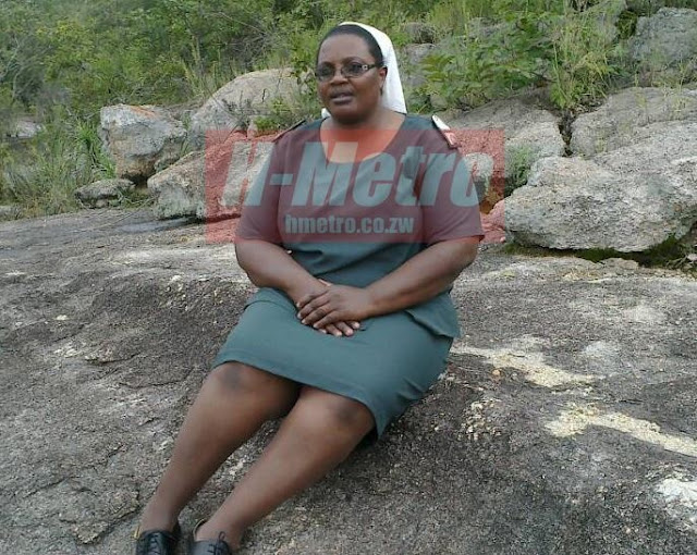 38-year-old Nun Confesses After She was Caught in a Relationship with a Married Man (Photos)