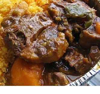 Style Oxtail Stew