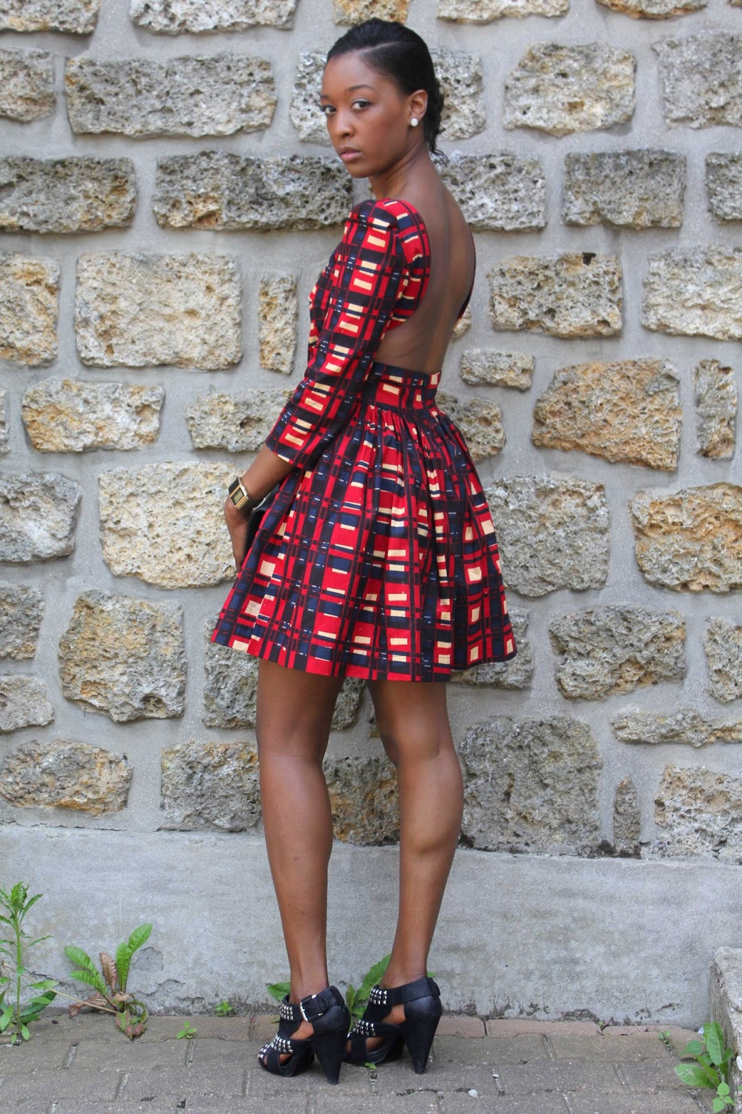 model de robe africaine en pagne. Black Bedroom Furniture Sets. Home Design Ideas