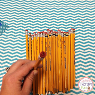 Speech Therapy Fun: Pencil 'Lead' Therapy