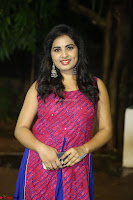 Srushti in beautiful Pink Sleeveless Dress Cute Actress Dimples ~  Exclusive 047.JPG