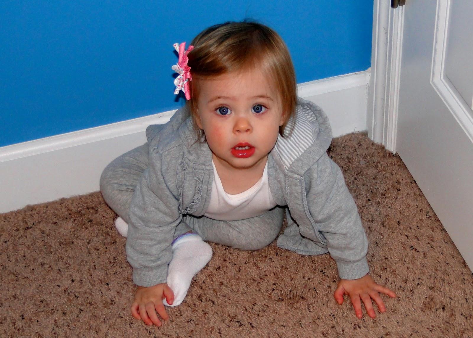 Britt 13 Months Old!