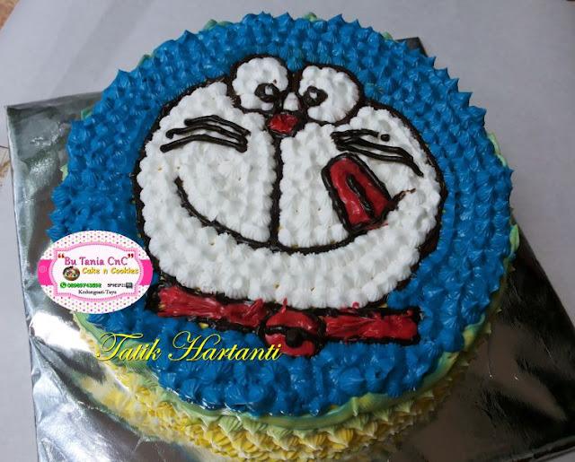 Kue Ulang Tahun Doraemon Untuk Cewek