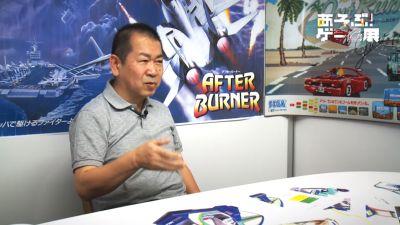 Yu Suzuki on Hang On's reputation