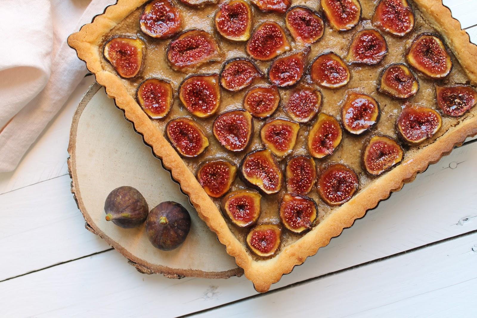 l all 233 e des desserts tarte 224 la figue p 226 te 224 sabl 233 breton cr 232 me d amandes miel