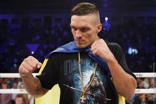 Александр Усик Может выйти на ринг в США