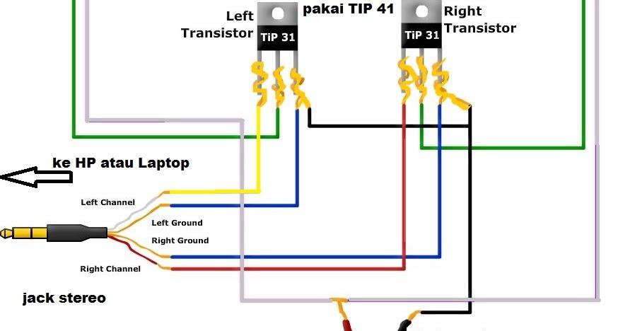 Wiring Diagram Lampu