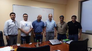 Sindicatos de Collahuasi se reúnen para planificar trabajo en conjunto