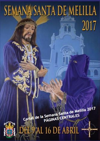 Programa, Horario e Itinerario Semana Santa Melilla 2017