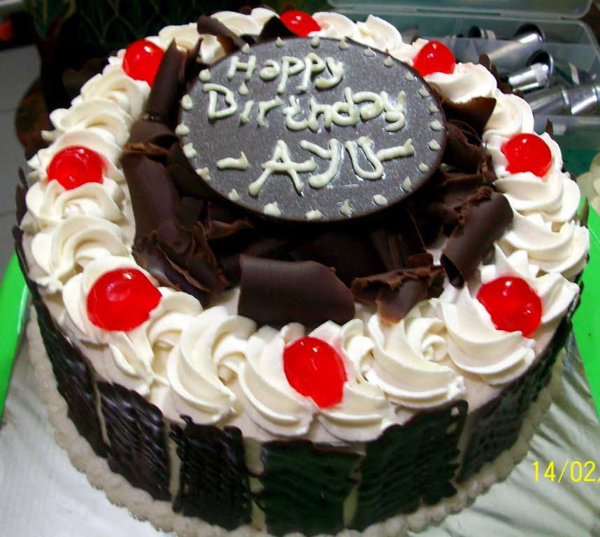 Gambar Kue Ultah Cake Ideas And Designs