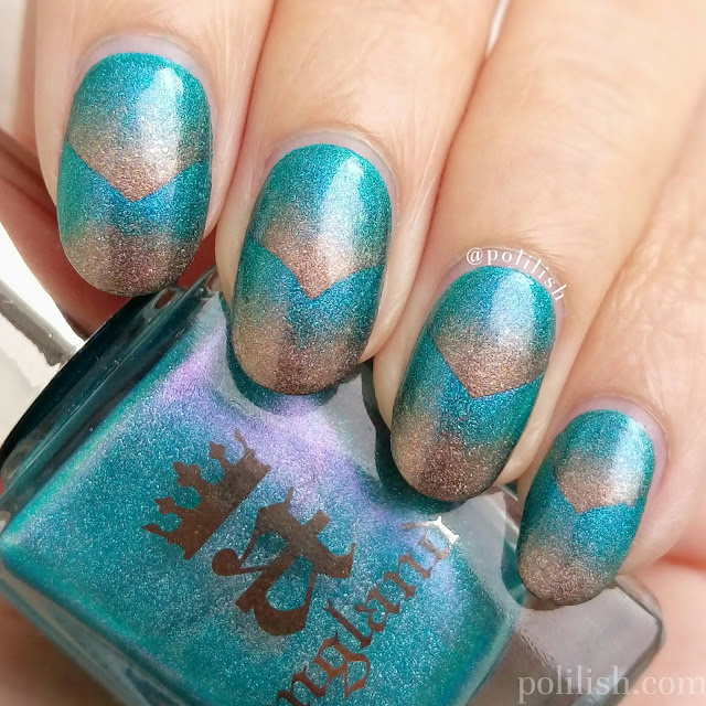 Scaled gradient inspired by SimplyNailogical | polilish